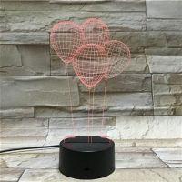 3D lampa Balloon