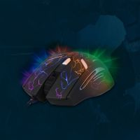 YMS 3017 AMBUSH Myš herní drátová YENKEE