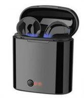 TWS Bluetooth Stereo sluchátka černá