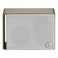 Hama Pocket Steel, přenosný Bluetooth® reproduktor, hliníkové provedení, microSD slot, zlatý