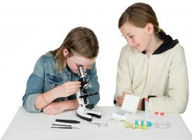 Celestron mikroskop 28 dílný set v plastovém kufříku (44120)
