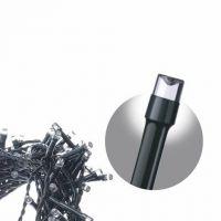 Emos ZY0807,100 LED, 10M, IP44, denní světlo