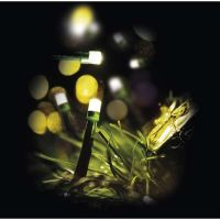 EMOS ZY1001 LED vánoční řetěz, 6,4m, studená bílá