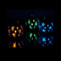 Retlux RXL 54 3LED GLASS BALLS RGB RC