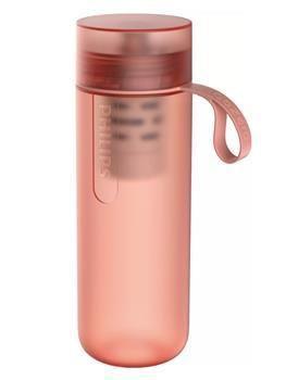 Philips Fitness filtrační lahev Red pink