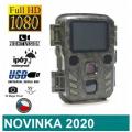 BUNATY MINI FULL HD + 32GB microSD karta, 4ks AA baterií