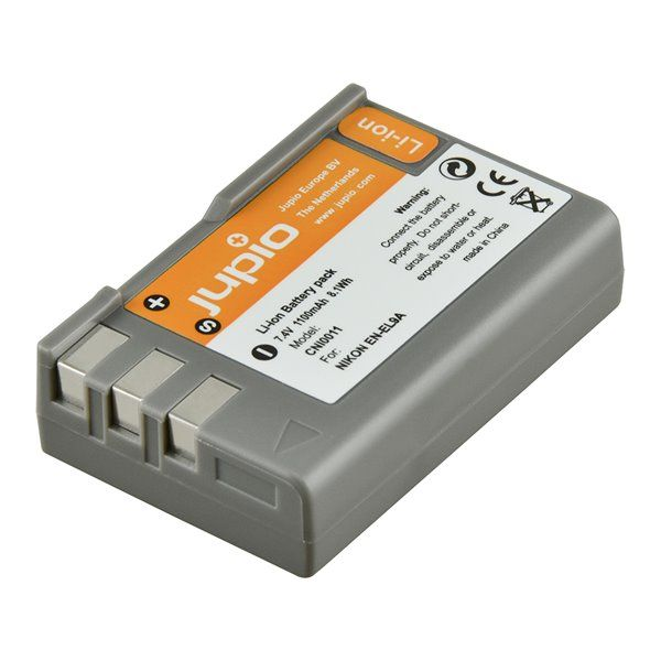 Baterie Jupio EN-EL9 - 1100 mAh pro Nikon