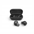 Thomson Bluetooth špuntová sluchátka WEAR7701, bezdrátová, nabíjecí pouzdro, černá