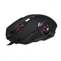 Omega VARR mouse HERNÍ VGMLB černá