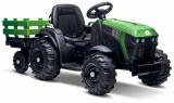 BEC 8211 FARM traktor + voz. BUDDY TOYS