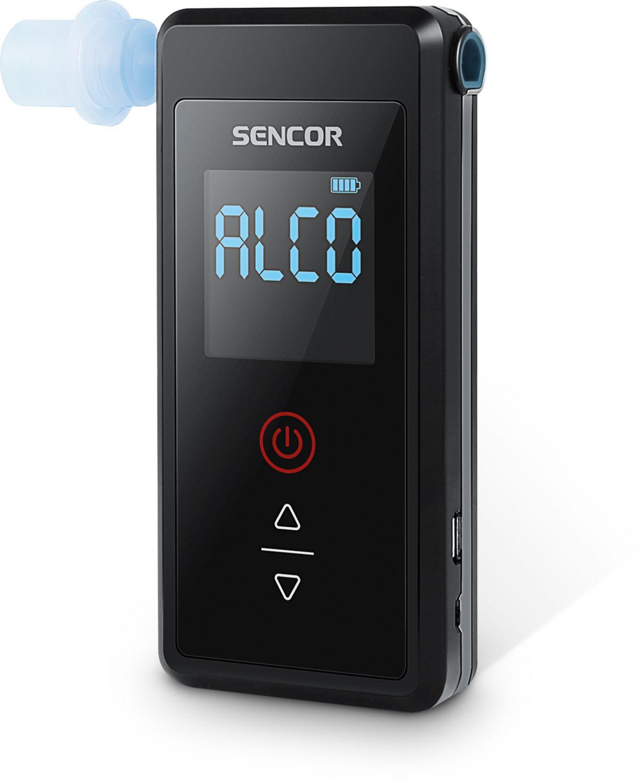 SCA BA50FC Alkohol tester SENCOR