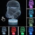 3D lampa trooper helmet