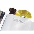 Hama album memo LEAVES GOLDEN 10x15/200, popisové štítky