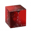 Krabička červená