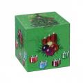 Krabička zelená